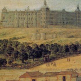 ¿DÓNDE ESTÁ MADRID?  Los Pacheco tenían sus dominios en la villa de Madrid. Alfonso carillo en Alcalá de Henares.