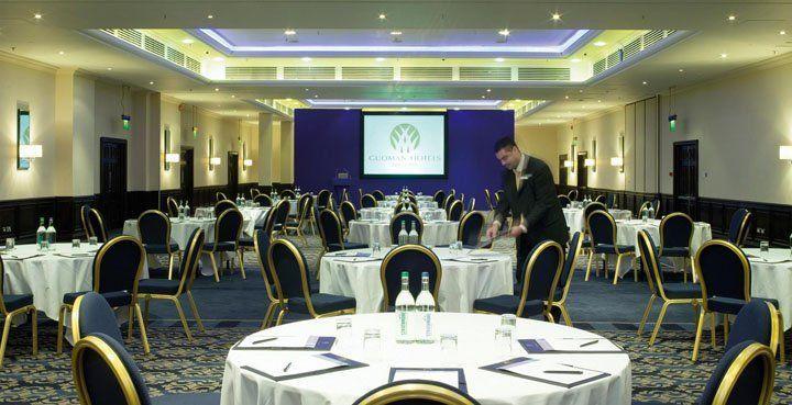 Meeting Rooms London Bridge   Guoman Hotels