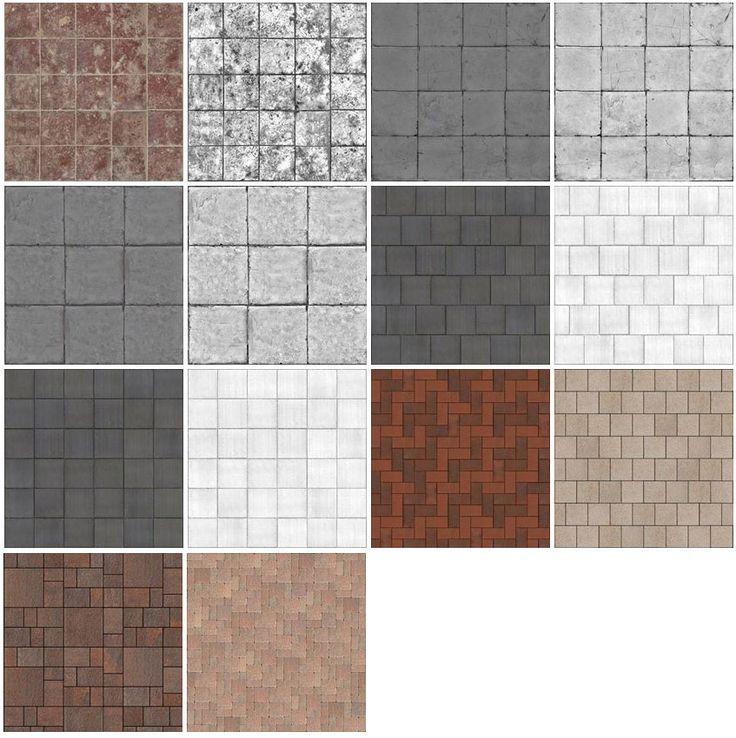 10_tileable texture_paving_stone_sidewalks-#-10e