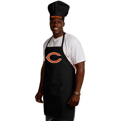 Chicago Bears Navy Blue Team Chef Hat and Apron Set: Ultimate Tailgating, Denver Broncos, Nfl, Chefs Hats, Pittsburgh Steelers, New England Patriots, Tailgating Parties, Aprons Sets, Team Chefs