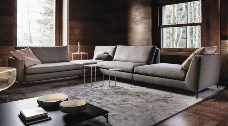 New 525 Nordic #sofa by #Vibieffe