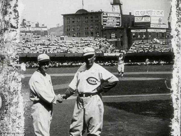 Pat Moran, 1919 World Series
