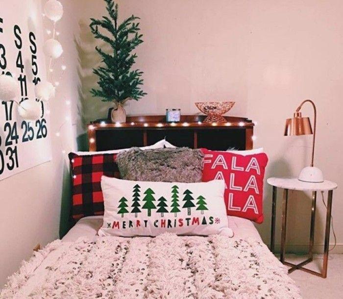 Home Decor Ideas In Tumblr Style Christmas Room Decor