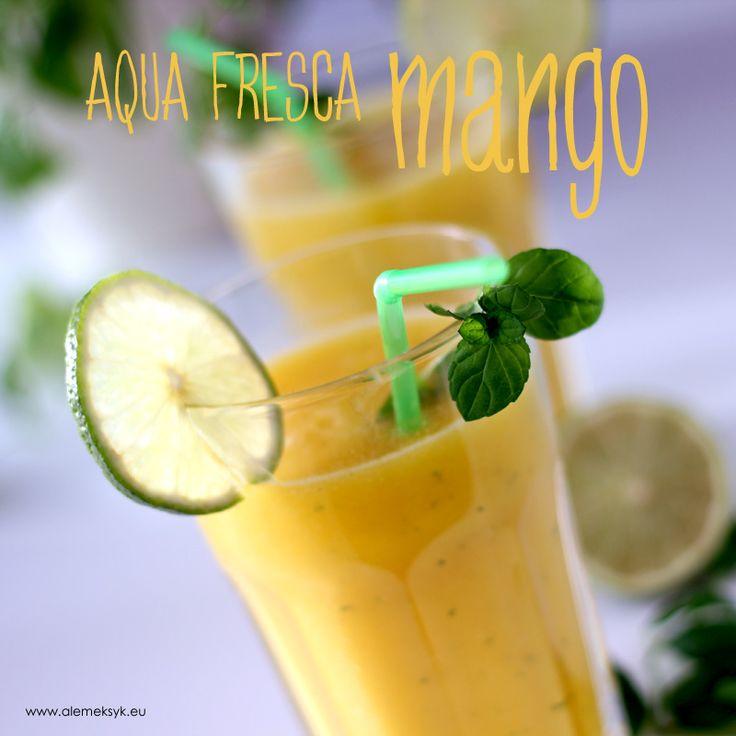 MANGO AQUA FRESCA