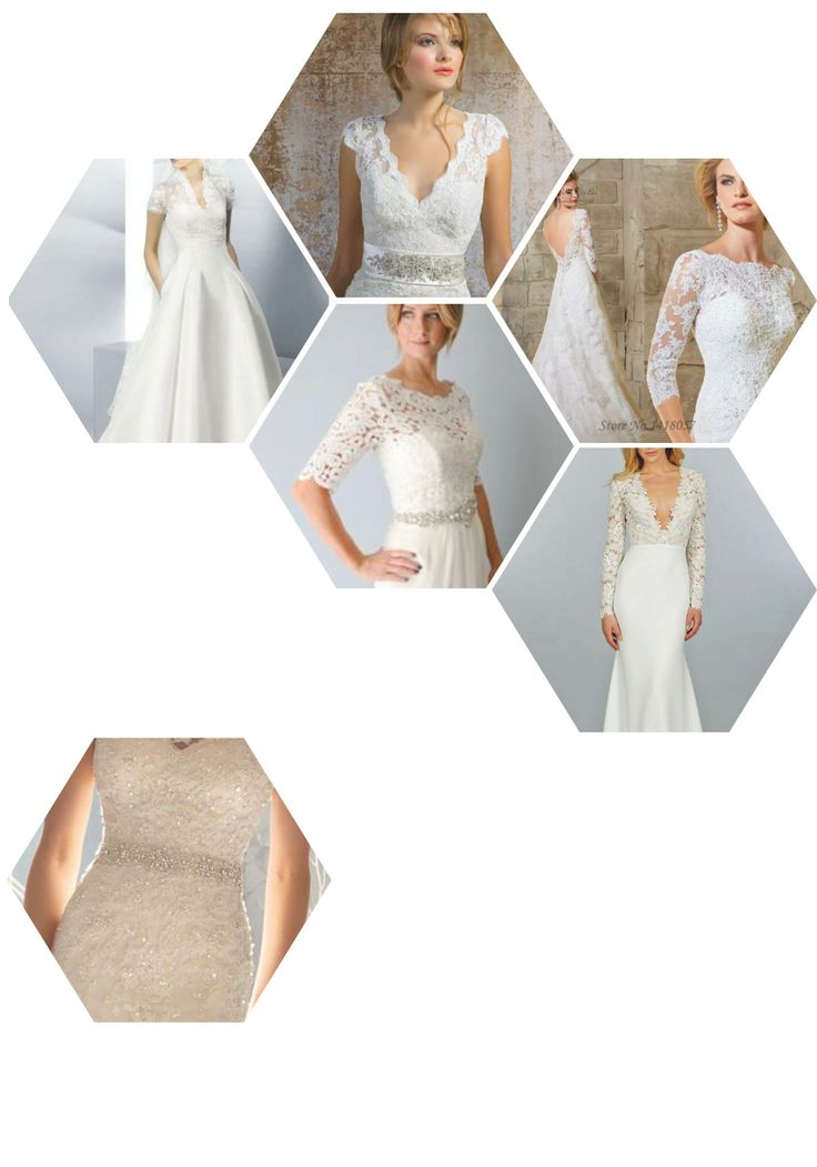 Find out sleeve types for your dream dress. And for more tips to choose your wedding dress, check our list : https://goo.gl/K3z5lC
