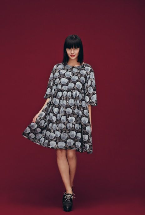 Marimekko Fall 2013: Olena dress