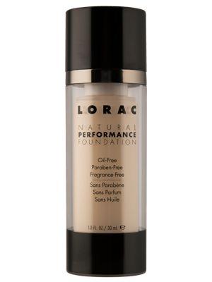 LORAC Natural Performance Foundation - Foundation for Sensitive Skin