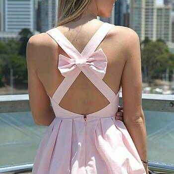 Clothes Pink Dress Vestido Ropa Rosa Rosado