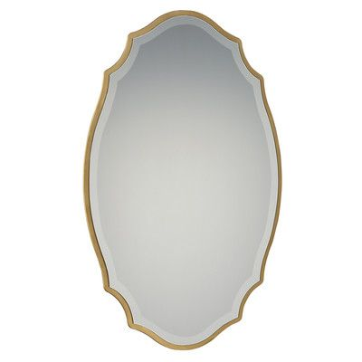 Mercer41 Gold Wall Mirror