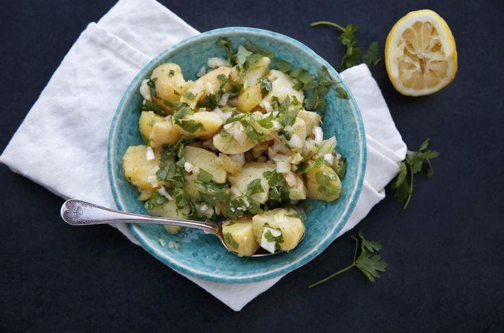 Syrisk potetsalat