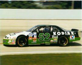Ken Schrader #52 Kodiak