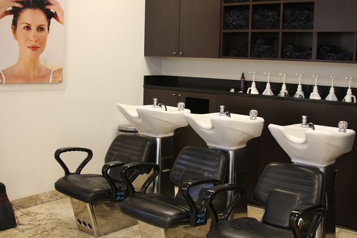 1000 ideas about salon shampoo area on pinterest salon for Abc beauty salon
