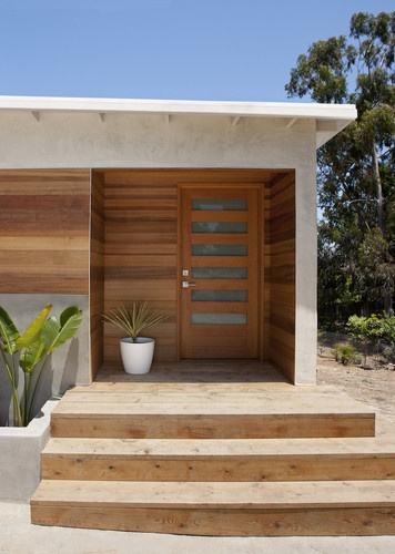 Modern Entry Photos Design, Pictures, Remodel, Decor and Ideas - page 8