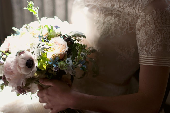 By The Weaver House // Florals by Loop Event Arts