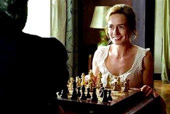 Joueuse (Queen to Play). 2009. Sandrine Bonnaire, Kevin Kline. Dir. Caroline Bottaro