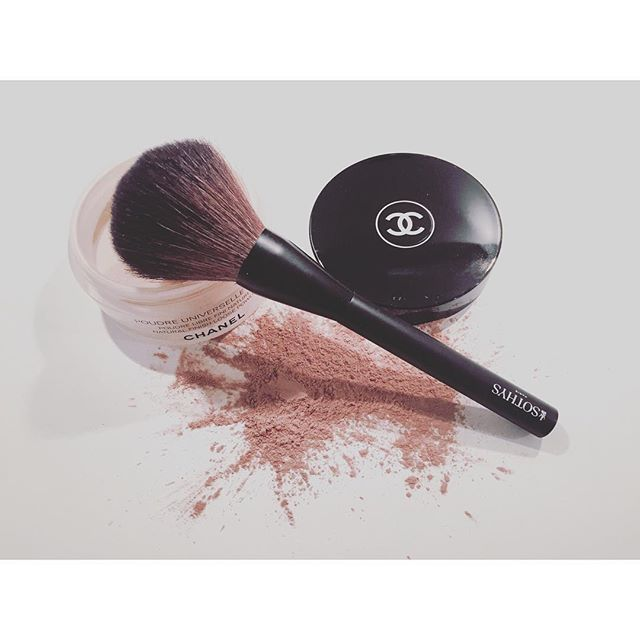 Puder Pinsel aus Ziegenhaar   #BeautyAndStyleHamburg #Klosterstern #Eppendorf #Hamburg #040 #Beauty #BeautyBlog #BeautyBlogger #Cosmetics #Sothys #Brush
