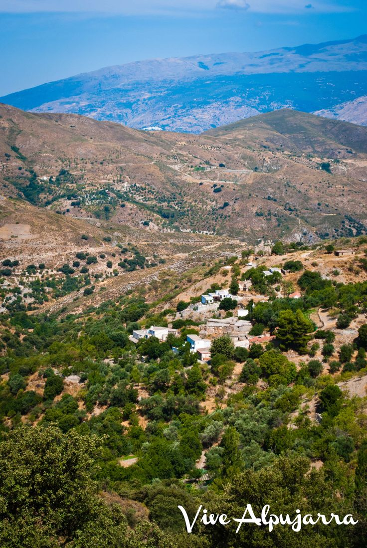 Bargís, lugares recónditos de La Alpujarra.  Vive Alpujarra