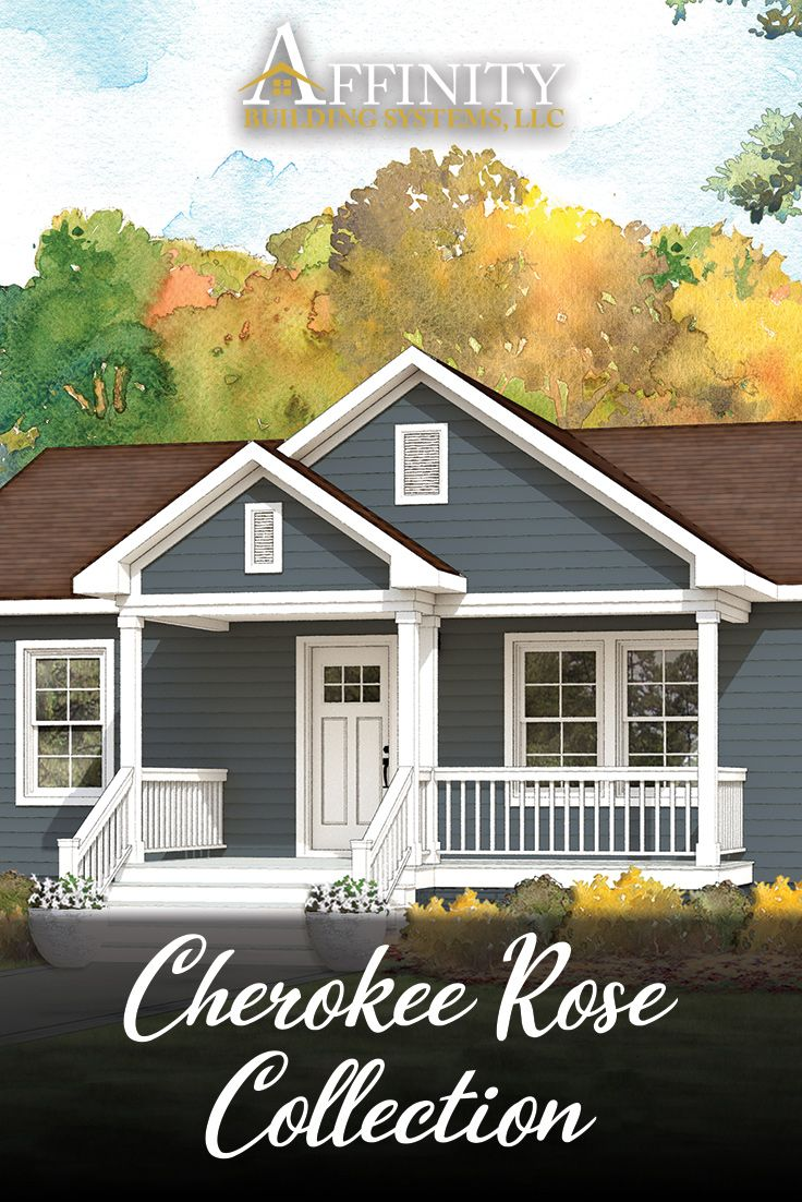 Cherokee Rose Collection In 2021 Building Systems Custom Modular Homes Modular Homes