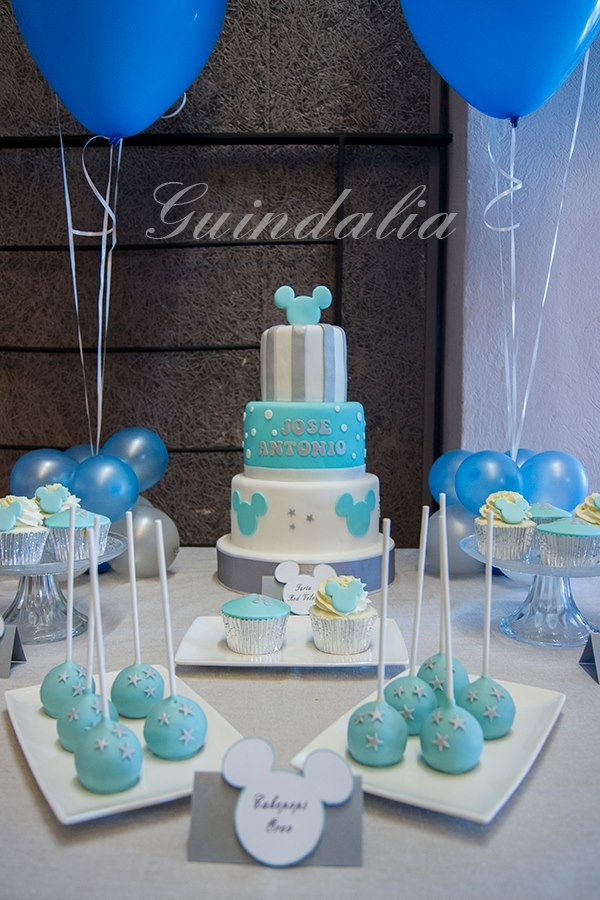 Baby Baptism Gift Ideas Pinterest : Preciosa mesa de bautizo baby party shower