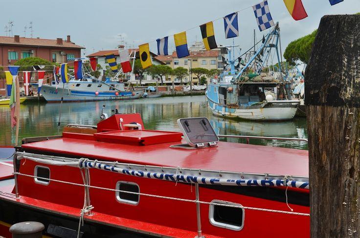 Hafen Caorle