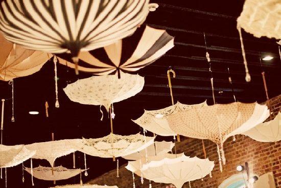 Tolle #Idee! Great #Idea!  #Regenschirm! #Umbrella!