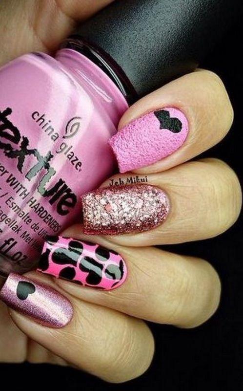 pretty-pink-nail-art