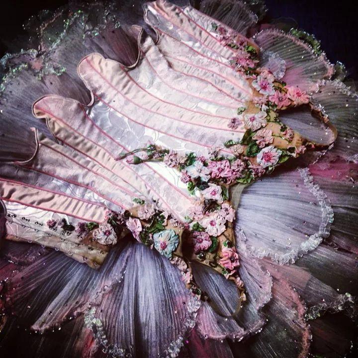Mathilde Froustey tutu sugar plum