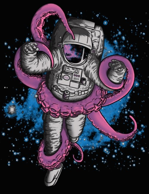 I have 3 boards I could put this on; octoparty, I love space, or Sealife!.....hmmm.