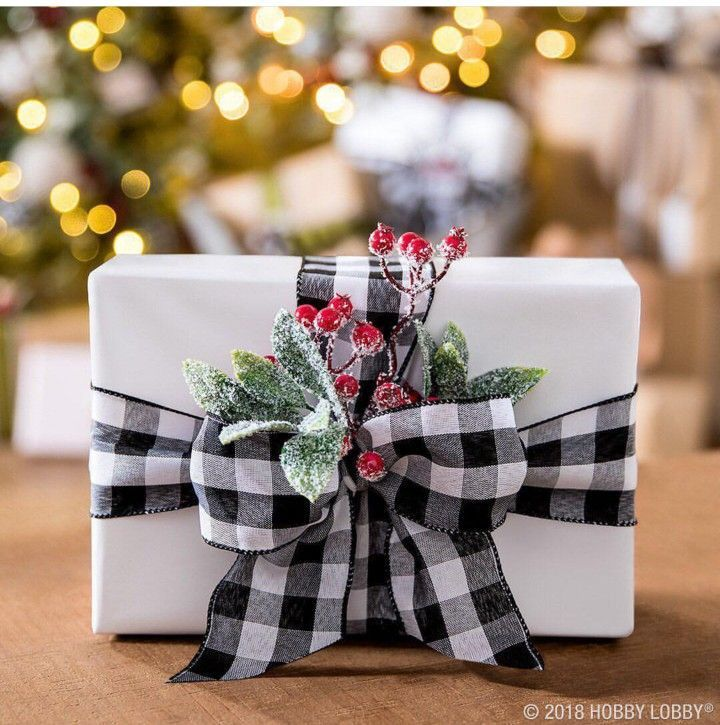 Holiday Gift Ideas Pinwire Plaid Christmas Christmas Gift Wrapping Merry Little Christmas Crafts For Gifts Christmas Crafts Diy Gifts Diy Christmas Gifts