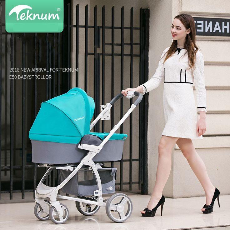 TEKNUM <b>Baby strollers</b> can sit reclining folding <b>High Landscape</b> ...