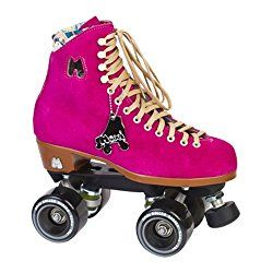 roller rink skates for sale - Womens Roller Skates Size 10 – Riedell Moxi Lolly Fuchsia Womens Outdoor Roller Skates