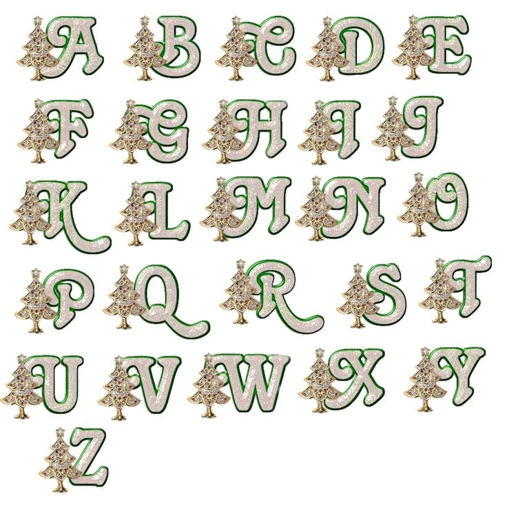 Tube alphabets - (page 5) - .