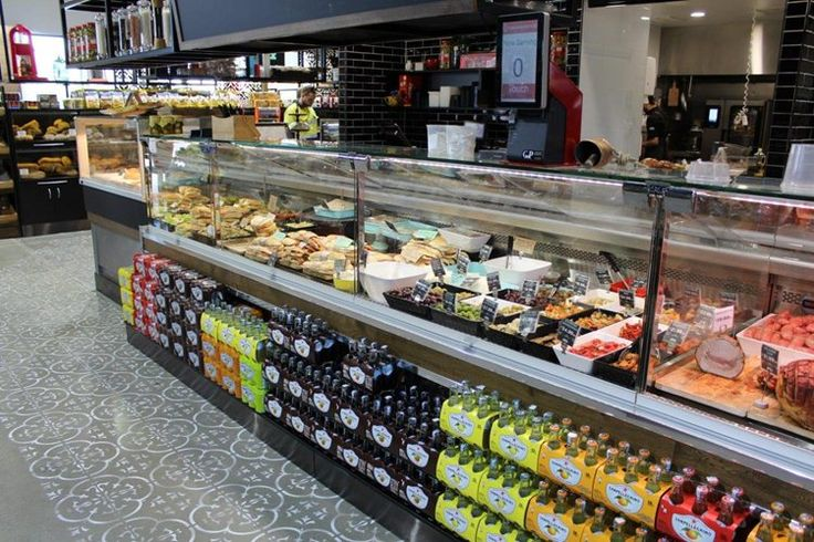 AJ Baker & Sons Commercial Refrigeration, Air-conditioning, Ice Machines | Display Cases » Supermarket Cases » Criocabin Ebony