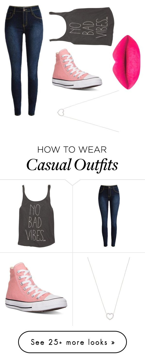 """""""Casual"""" by oyanedelada on Polyvore featuring Billabong, Converse and Tiffany & Co."""