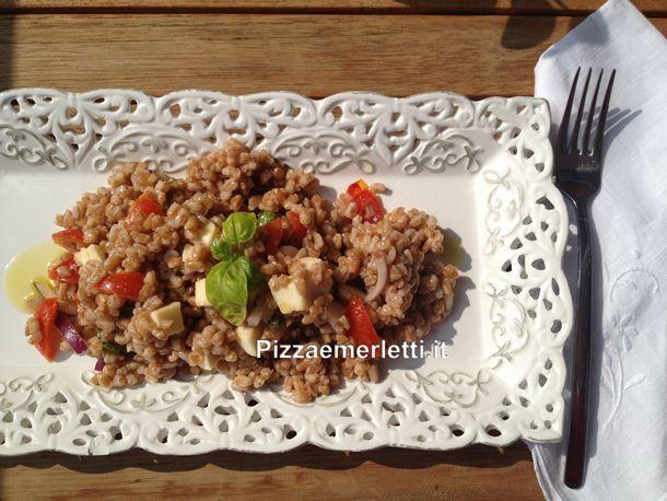 Insalata di farro | Pizza e Merletti