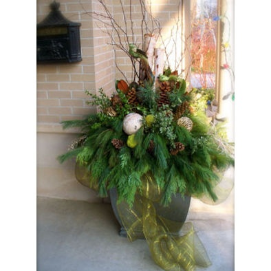 16 best christmas planter ideas images on pinterest christmas holiday planter design pictures remodel decor and ideas solutioingenieria