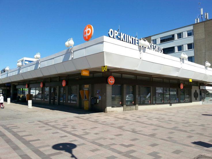 May 16 , 2017 . Kauppamyllärin ostoskeskus . KLAUKKALA  . NURMIJÄRVI  . FINLAND  .