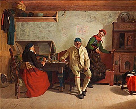 Hemgiften by Jakob Kulle