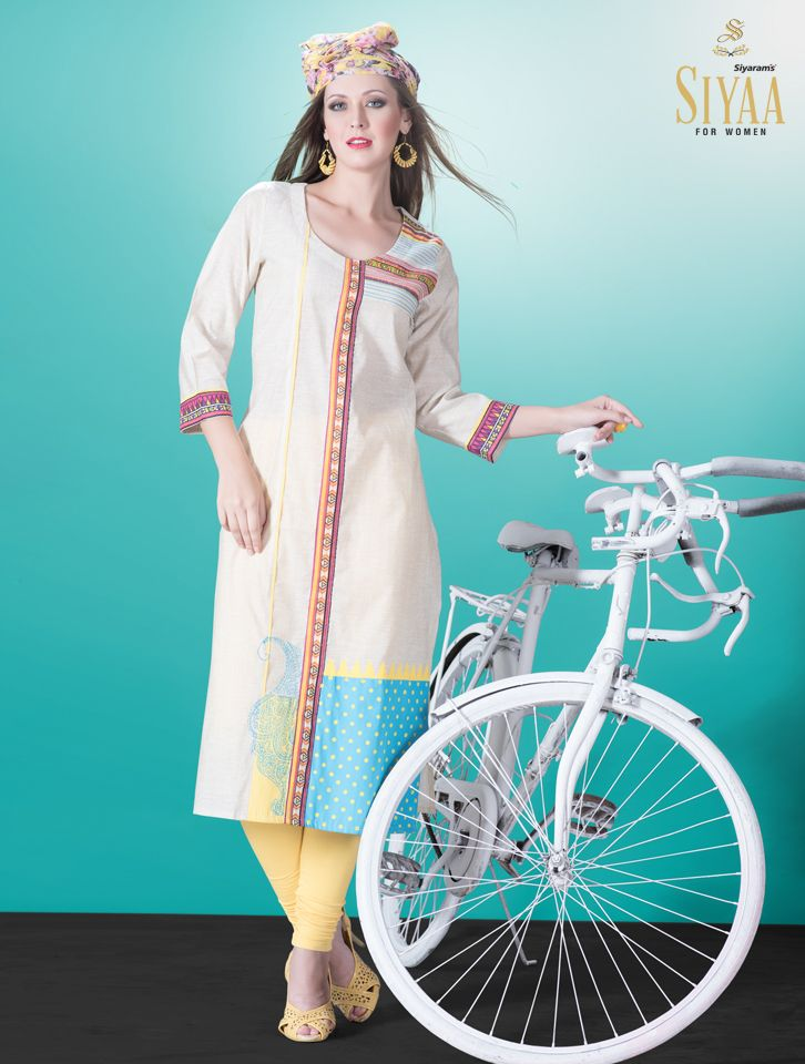 Siyaa's latest collection of kurtis is fashionable and trendy. Check out our collection!