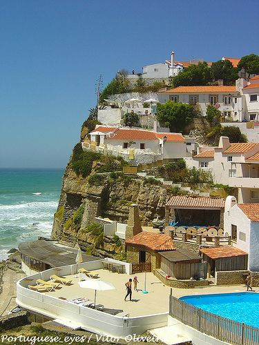 Azenhas do Mar - Portugal | Portugal Cars | Portugal Car Hire | Lisbon Car Hire | Faro Car Hire | Porto Car Hire - www.portugal-cars.com