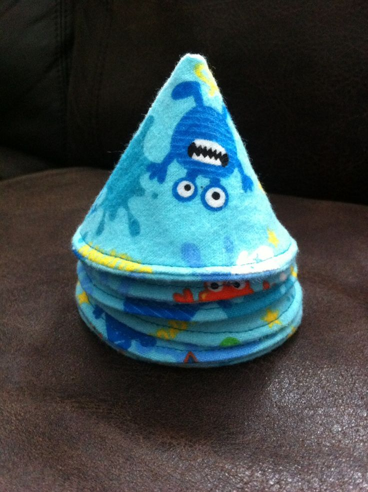 Little monster pee pee teepee, set of 6 for $5.00, other patterns available! Please see my page at www.facebook.com/littledivasndudes