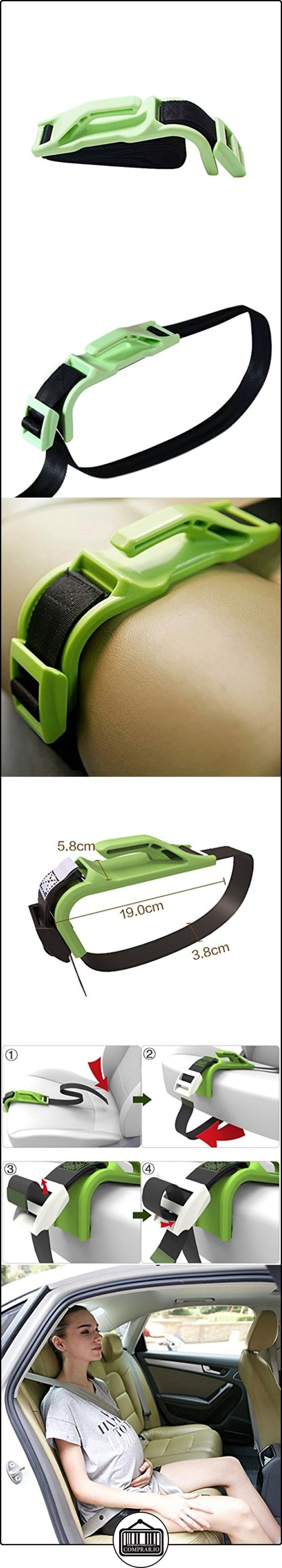 Cinturón para embarazada£¬FREESOO Cinturón para embarazada de seguridad Mujer Embarazada futuras mamás cinturón de asiento de coche de seguridad ajustable Cómodo y seguro  ✿ Seguridad para tu bebé - (Protege a tus hijos) ✿ ▬► Ver oferta: http://comprar.io/goto/B06X6JQQKM