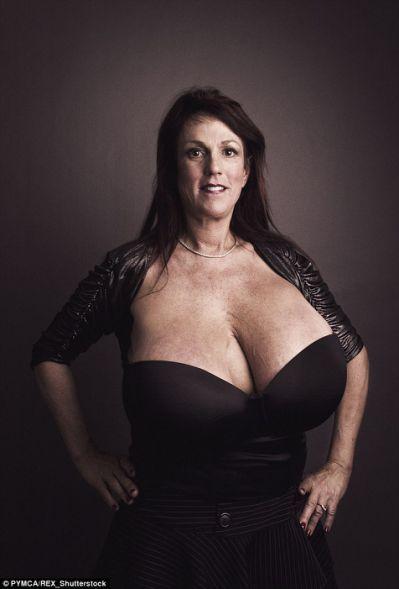 Busty Heart Nude Photos 25