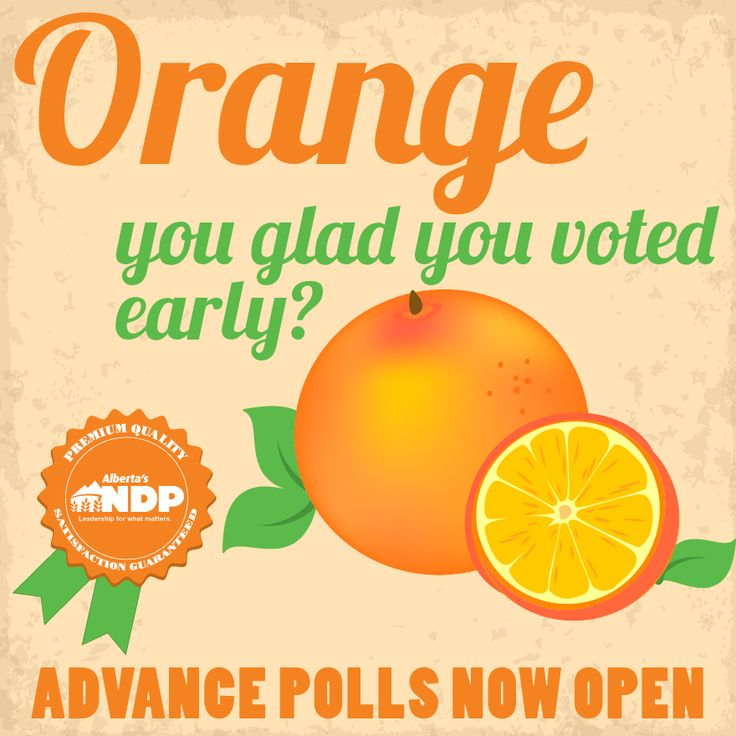 Advance polls are open today! Have you marked your ballot yet? http://bit.ly/1DCmNSz  #abndp #abvote