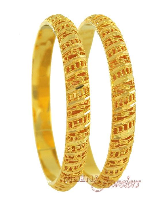gold bangles - Google Search