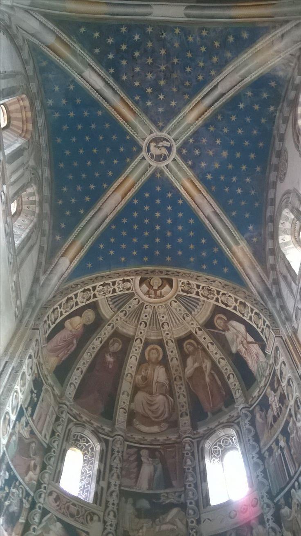 Una volta di stelle, Sant Abbondio_Como