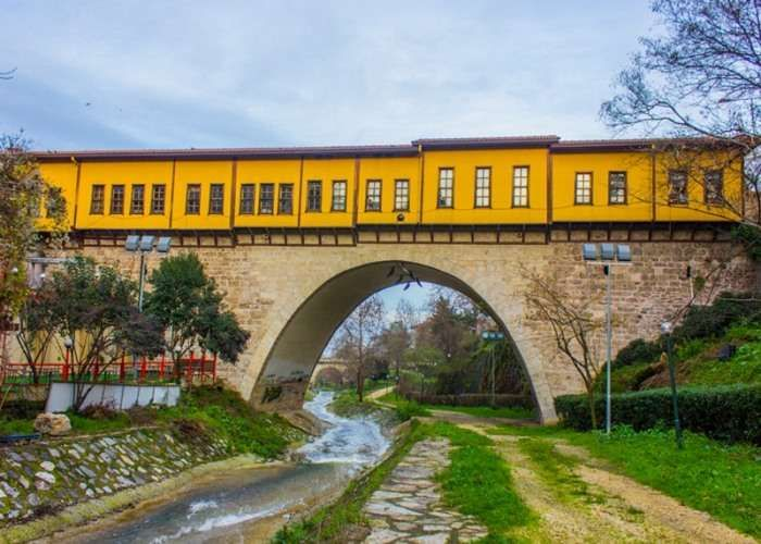 Irgandı Köprüsü Bursa