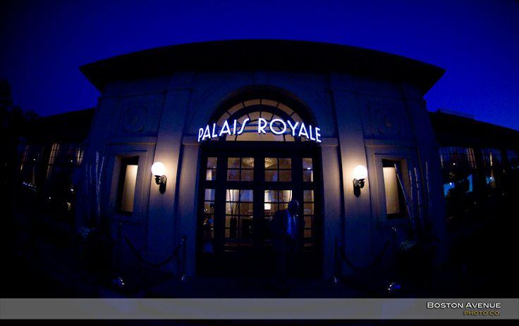 Dianne + Jeremy Palais Royale Ballroom -Toronto
