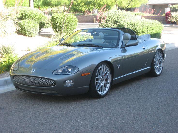 XKR (X100) | Jaguar, Classic cars, Jaguar xk8