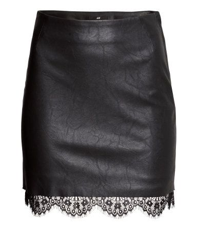 25  best ideas about Lace trim skirts on Pinterest | Pencil skirts ...